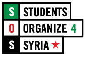 Students Organize for Syria | No One Can Thrive on #Just825